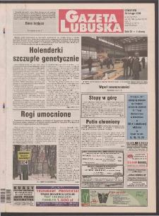 Gazeta Lubuska R. XLVIII [właśc. XLIX], nr 46 (24 lutego 2000). - Wyd. A