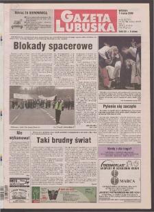 Gazeta Lubuska R. XLVIII [właśc. XLIX], nr 56 (7 marca 2000). - Wyd. A