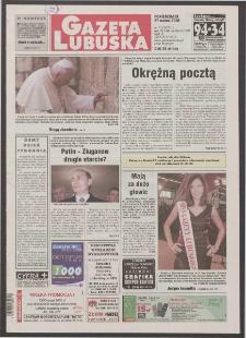 Gazeta Lubuska R. XLVIII [właśc. XLIX], nr 73 (27 marca 2000). - Wyd. A