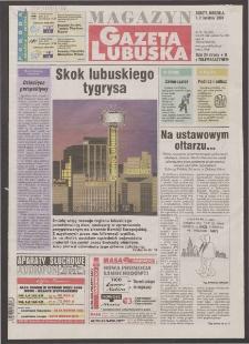 Gazeta Lubuska : magazyn R. XLVIII [właśc. XLIX], nr 78 (1/2 kwietnia 2000). - Wyd. A