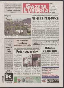 Gazeta Lubuska R. XLVIII [właśc. XLIX], nr 98 (26 kwietnia 2000). - Wyd. A