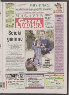 Gazeta Lubuska : magazyn R. XLVIII [właśc. XLIX], nr 101 (29/30 kwietnia/1 maja 2000). - Wyd. A
