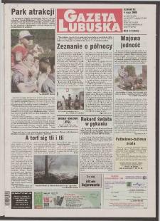 Gazeta Lubuska R. XLVIII [właśc. XLIX], nr 103 (4 maja 2000). - Wyd. A