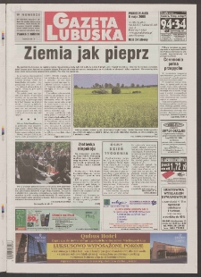 Gazeta Lubuska R. XLVIII [właśc. XLIX], nr 106 (8 maja 2000). - Wyd. A