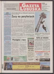 Gazeta Lubuska R. XLVIII [właśc. XLIX], nr 110 (12 maja 2000). - Wyd. A