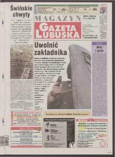 Gazeta Lubuska : magazyn R. XLVIII [właśc. XLIX], nr 111 (13/14 maja 2000). - Wyd. A