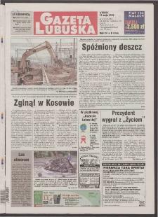 Gazeta Lubuska R. XLVIII [właśc. XLIX], nr 119 (23 maja 2000). - Wyd. A