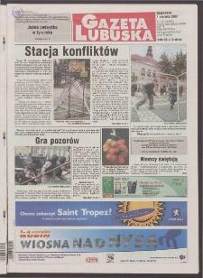 Gazeta Lubuska R. XLVIII [właśc. XLIX], nr 127 (1 czerwca 2000). - Wyd. A