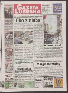 Gazeta Lubuska R. XLVIII [właśc. XLIX], nr 131 (6 czerwca 2000). - Wyd. A