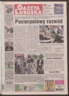 Gazeta Lubuska R. XLVIII [właśc. XLIX], nr 132 (7 czerwca 2000). - Wyd. A