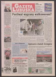 Gazeta Lubuska R. XLVIII [właśc. XLIX], nr 134 (9 czerwca 2000). - Wyd. A