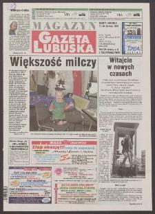 Gazeta Lubuska : magazyn R. XLVIII [właśc. XLIX], nr 141 (17/18 czerwca 2000). - Wyd. A