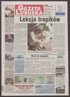Gazeta Lubuska R. XLVIII [właśc. XLIX], nr 145 (23 czerwca 2000). - Wyd. A