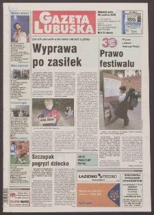 Gazeta Lubuska R. XLVIII [właśc. XLIX], nr 147 (26 czerwca 2000). - Wyd. A
