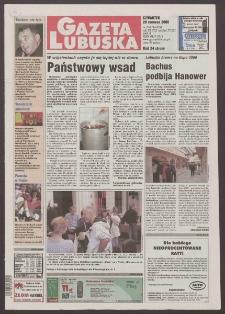 Gazeta Lubuska R. XLVIII [właśc. XLIX], nr 150 (29 czerwca 2000). - Wyd. A