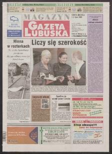 Gazeta Lubuska : magazyn R. XLVIII [właśc. XLIX], nr 152 (1/2 lipca 2000). - Wyd. A