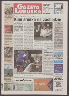Gazeta Lubuska R. XLVIII [właśc. XLIX], nr 153 (3 lipca 2000). - Wyd. A