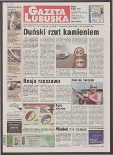 Gazeta Lubuska R. XLVIII [właśc. XLIX], nr 155 (5 lipca 2000). - Wyd. A