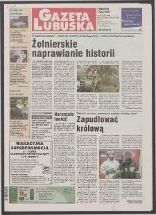 Gazeta Lubuska R. XLVIII [właśc. XLIX], nr 156 (6 lipca 2000). - Wyd. A