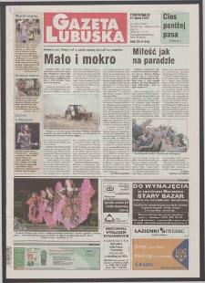 Gazeta Lubuska R. XLVIII [właśc. XLIX], nr 159 (10 lipca 2000). - Wyd. A