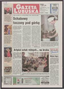 Gazeta Lubuska R. XLVIII [właśc. XLIX], nr 160 (11 lipca 2000). - Wyd. A