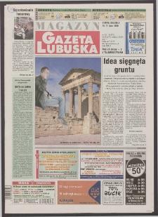 Gazeta Lubuska : magazyn R. XLVIII [właśc. XLIX], nr 164 (15/16 lipca 2000). - Wyd. A