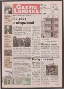 Gazeta Lubuska R. XLVIII [właśc. XLIX], nr 167 (19 lipca 2000). - Wyd. A