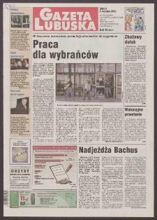 Gazeta Lubuska R. XLVIII [właśc. XLIX], nr 179 (2 sierpnia 2000). - Wyd. A
