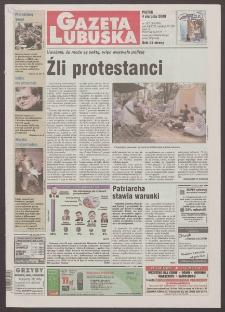 Gazeta Lubuska R. XLVIII [właśc. XLIX], nr 181 (4 sierpnia 2000). - Wyd. A