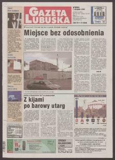 Gazeta Lubuska R. XLVIII [właśc. XLIX], nr 184 (8 sierpnia 2000). - Wyd. A