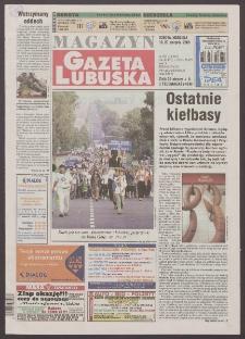 Gazeta Lubuska : magazyn R. XLVIII [właśc. XLIX], nr 193 (19/20 sierpnia 2000). - Wyd. A