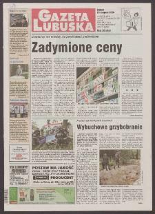 Gazeta Lubuska R. XLVIII [właśc. XLIX], nr 196 (23 sierpnia 2000). - Wyd. A