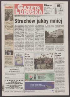 Gazeta Lubuska R. XLVIII [właśc. XLIX], nr 202 (30 sierpnia 2000). - Wyd. A