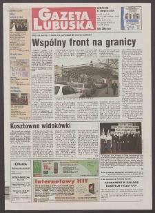 Gazeta Lubuska R. XLVIII [właśc. XLIX], nr 203 (31 sierpnia 2000). - Wyd. A