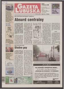 Gazeta Lubuska : Zielona Góra R. XLIX, nr 214 (13 września 2000). - Wyd. A