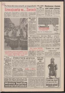 Gazeta Lubuska : magazyn : dawniej Zielonogórska-Gorzowska R. XLII [właśc. XLIII], nr 6 (8/9 stycznia 1994). - Wyd. 1