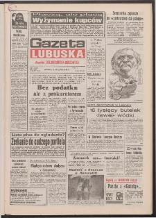 Gazeta Lubuska : dawniej Zielonogórska-Gorzowska R. XLII [właśc. XLIII], nr 8 (11 stycznia 1994). - Wyd. 1