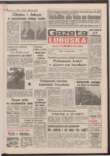 Gazeta Lubuska : dawniej Zielonogórska-Gorzowska R. XLII [właśc. XLIII], nr 11 (14 stycznia 1994). - Wyd. 1