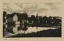 Żagań / Sagan; Ludwigsbrücke