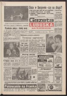 Gazeta Lubuska : dawniej Zielonogórska-Gorzowska R. XLII [właśc. XLIII], nr 37 (14 lutego 1994). - Wyd. 1