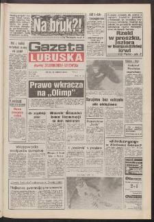 Gazeta Lubuska : dawniej Zielonogórska-Gorzowska R. XLII [właśc. XLIII], nr 41 (18 lutego 1994). - Wyd. 1