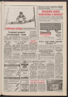 Gazeta Lubuska : magazyn : dawniej Zielonogórska-Gorzowska R. XLII [właśc. XLIII], nr 42 (19/20 lutego 1994). - Wyd. 1