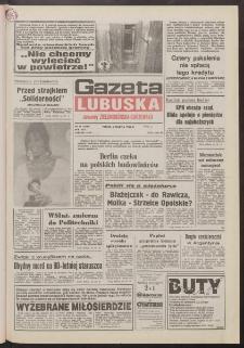 Gazeta Lubuska : dawniej Zielonogórska-Gorzowska R. XLII [właśc. XLIII], nr 53 (4 marca 1994). - Wyd. 1