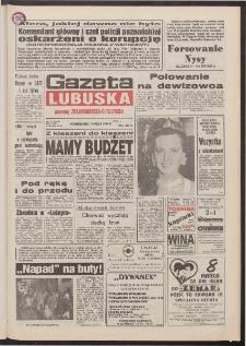 Gazeta Lubuska : dawniej Zielonogórska-Gorzowska R. XLII [właśc. XLIII], nr 55 (7 marca 1994). - Wyd. 1