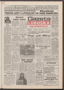Gazeta Lubuska : dawniej Zielonogórska-Gorzowska R. XLII [właśc. XLIII], nr 62 (15 marca 1994). - Wyd. 1