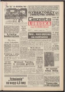 Gazeta Lubuska : dawniej Zielonogórska-Gorzowska R. XLII [właśc. XLIII], nr 64 (17 marca 1994). - Wyd. 1
