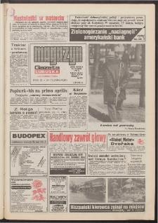 Gazeta Lubuska : magazyn : dawniej Zielonogórska-Gorzowska R. XLII [właśc. XLIII], nr 66 (19/20 marca 1994). - Wyd. 1