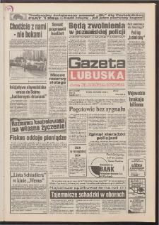 Gazeta Lubuska : dawniej Zielonogórska-Gorzowska R. XLII [właśc. XLIII], nr 71 (25 marca 1994). - Wyd. 1