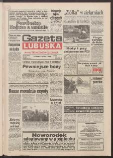 Gazeta Lubuska : dawniej Zielonogórska-Gorzowska R. XLII [właśc. XLIII], nr 76 (31 marca 1994). - Wyd. 1