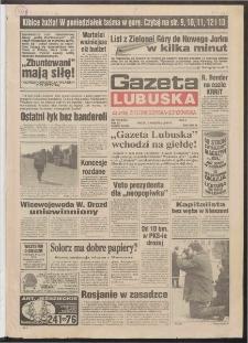 Gazeta Lubuska : dawniej Zielonogórska-Gorzowska R. XLII [właśc. XLIII], nr 77 (1 kwietnia 1994). - Wyd. 1